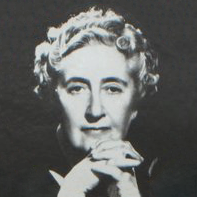 Agatha Christie--Best Selling Author of all time!
